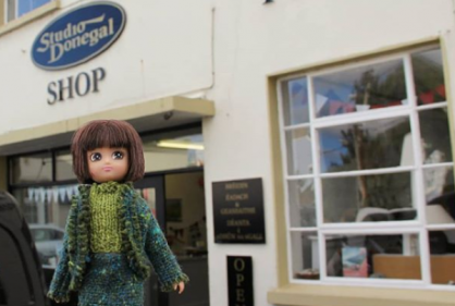 Irish-made Lottie Dolls make the perfect Christmas gift for your cailíní