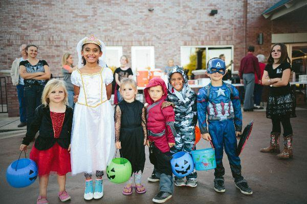 Treat the kids to Halloween Costumes that won't scare your wallet