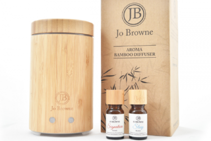 Jo Browne adds diffuser to award winning range