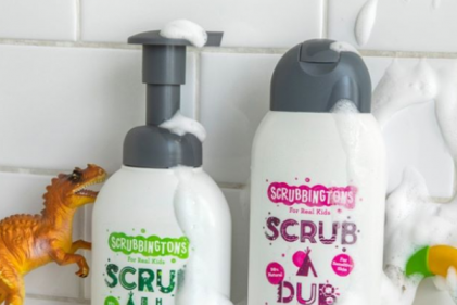 Lets get personal! Scrubbingtons launch personalised labels and theyre FREE