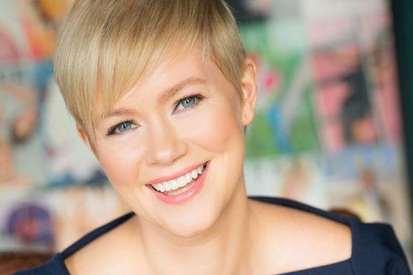 Cecelia Ahern welcomes a daughter and we adore her name