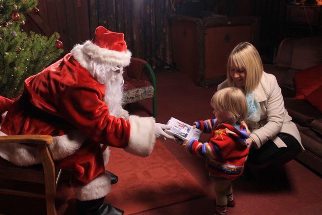 A great Santa Experience