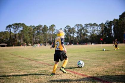 Be the role model your little girl always wanted by becoming a sport coach
