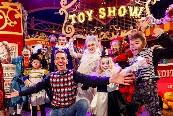 Ryan Tubridy says the 2019 Toy Show is the biggest yet and were too excited