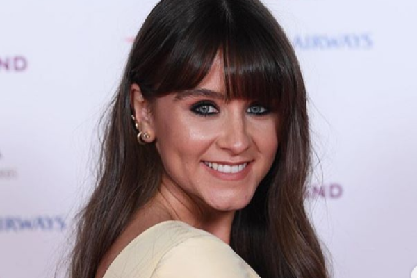 Its a boy! Brooke Vincent welcomes a son and his name is adorable