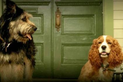 Disney releases new Lady and the Tramp trailer and its magical