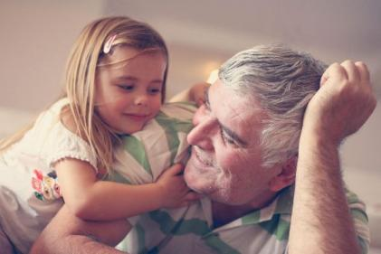 Time for that sleepover? Kids benefit from spending time with their grandparents