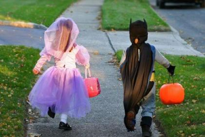 Not a good idea: Simon Harris advises against trick or treating this Halloween