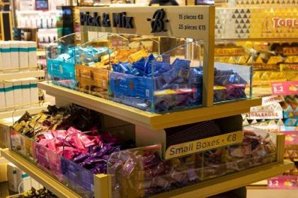 Chocolate lovers, Butlers are opening a Pick & Mix fixture in Dublin Airport
