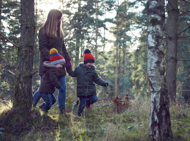 Why you NEED to plan a Winter break at Center Parcs Ireland