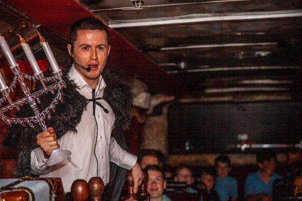 Howl into the night with a brand new Dublin City Ghostbus Fright