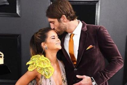 Congrats! Maren Morris and Ryan Hurd are expecting their first child together