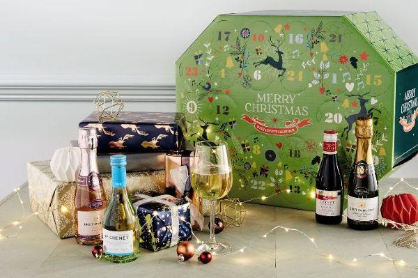 We need this! Aldi is selling a WINE advent calendar