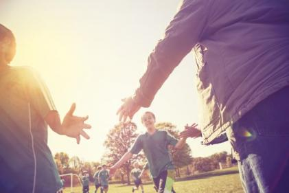 Be the role model your little one always wanted by becoming a sport coach