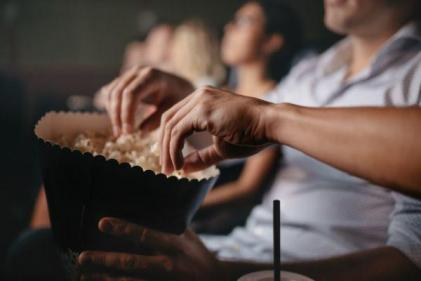 You can now order cinema popcorn and pick n mix for family movie nights