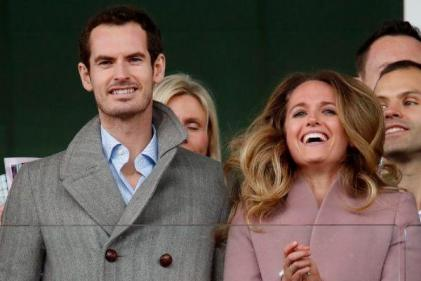 Andy Murray and wife Kim choose traditional English name for baby boy