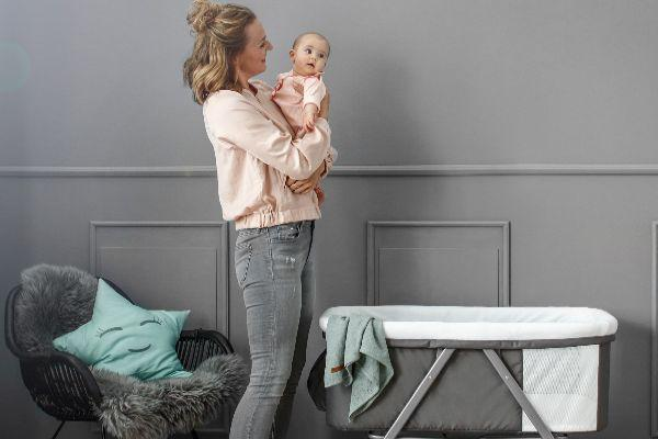 Weve found the most perfect travel cot for your tiny tot