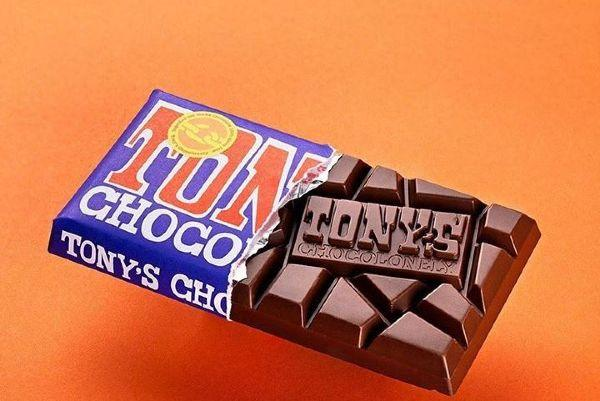 Chocolate lovers, Tonys Chocolonely is now available in Ireland and its delicious