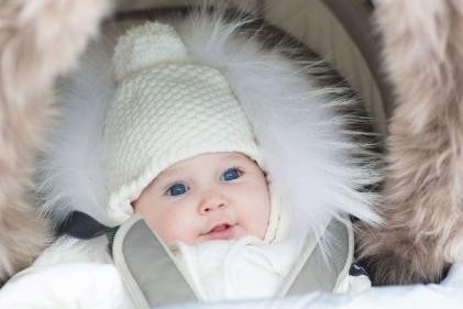 The coolest baby names for your winter tiny tot