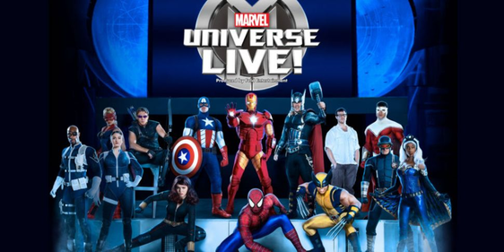 Competition: Marvel Universe LIVE! Is coming to Dublin and we have tickets up for grabs!