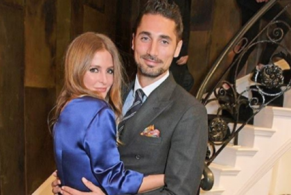 Millie Mackintosh and Hugo Taylor are expecting their first child together