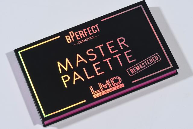 The new BPerfect Cosmetics x LMD Remastered palette is revealed