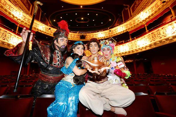Get your tickets! Aladdin revealed as this years Gaiety Panto