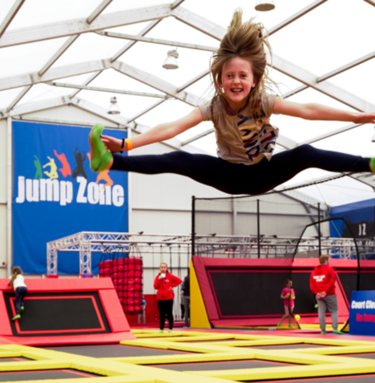 JUMP ZONE LIFFEY VALLEY IS NOW OPEN