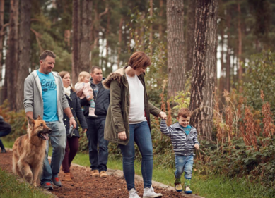 Why you need to bring the WHOLE family to Center Parcs Longford