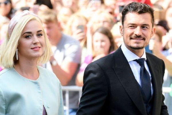 Katy Perry and Orlando Bloom welcome a daughter and her name is so sweet