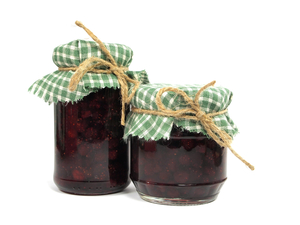 Pomegranate jam