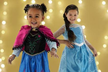Aldi is selling Elsa and Anna dresses and theyre super affordable