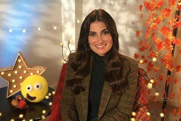 Frozens Idina Menzel will appear on CBeebies Bedtime Stories