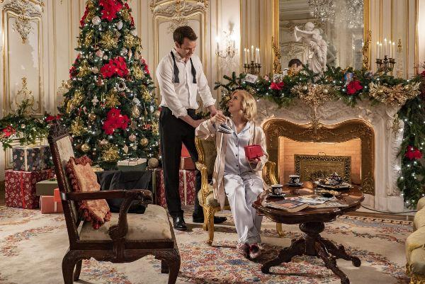 Netflix just released the trailer for A Christmas Prince: The Royal Baby