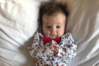 He had open heart surgery four days before Christmas: Seán Ógs story