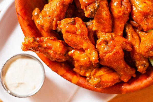 Dublins best chicken wings! You can now get Elephant & Castle delivered