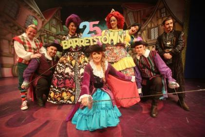 The Helix Panto partners with Barretstown Children's Charity