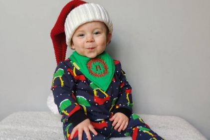 Looking for sustainable Christmas pjs for the kiddos? BabyBoo is the one for you