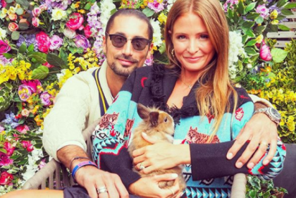 Shes glowing! Mum-to-be Millie Mackintosh shows off growing baby bump
