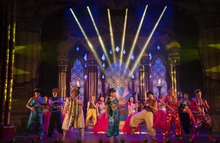 Review: This year's Gaiety Panto Aladdin is a must-see for all the family