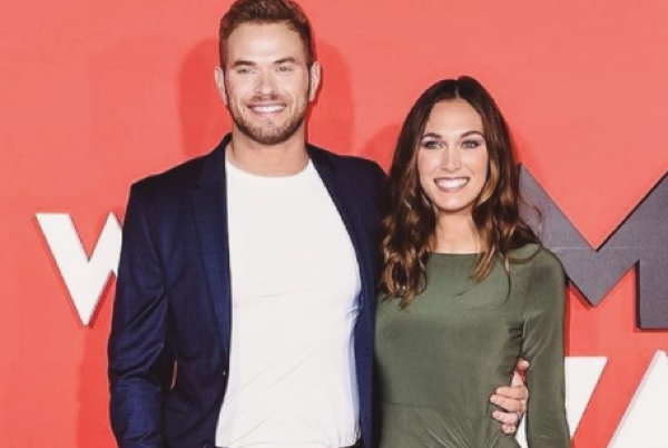 Twilights Kellan Lutz and wife Brittany confirm pregnancy in the CUTEST way