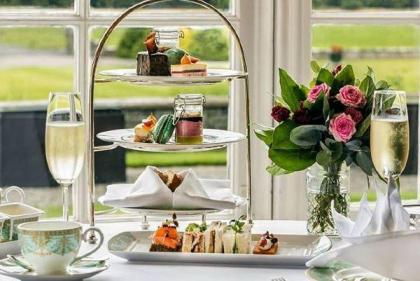 Afternoon tea at Luttrellstown Castle should be top of your Christmas list