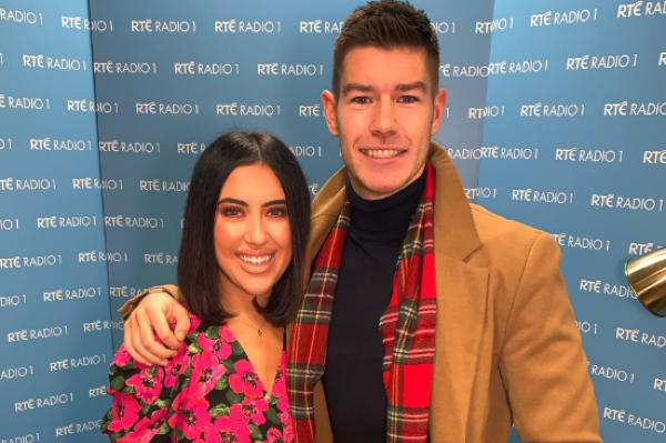 Fair Citys Ryan Andrews  and Lottie Ryan join Dancing With The Stars