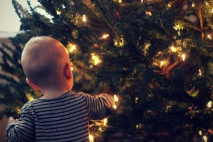 Festive baby names that are perfect for your December tot