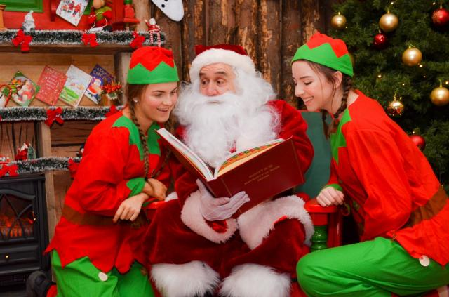 Irelands No:1 Santa, The Santa Experience is back and its wonderful
