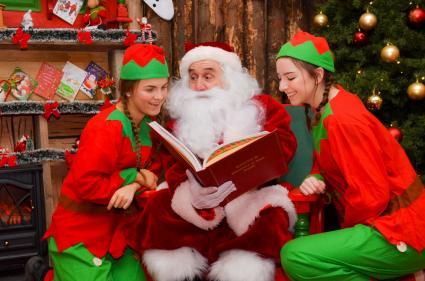 Irelands No:1 Santa, The Santa Experience is back and its wonderful