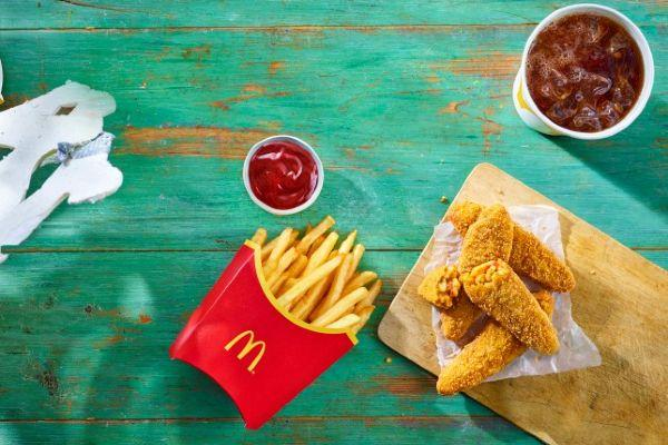 McDonalds are launching their first fully vegan meal in 2020