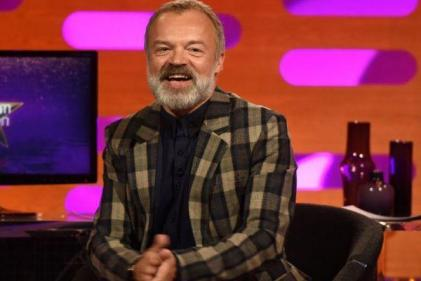 Tonights Graham Norton Show lineup is the BEST yet