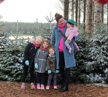 Our Winter Wonderland short break at Center Parcs Longford Forest