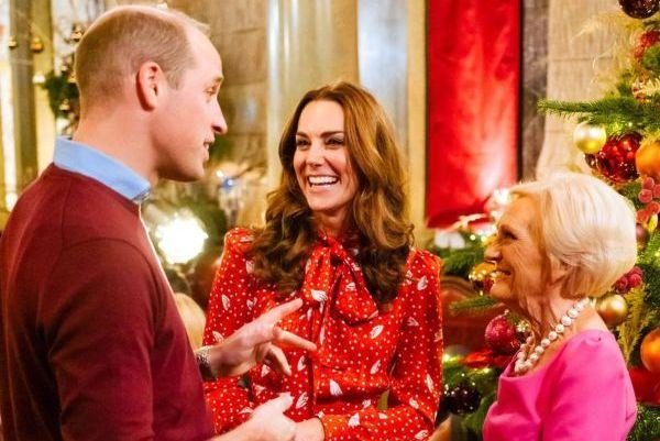 Prince William opens up about his children in A Berry Royal Christmas
